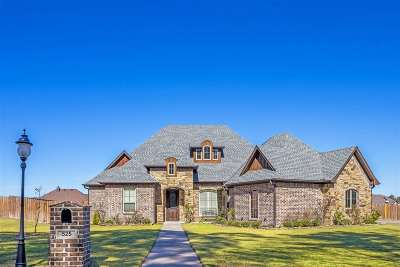 Hallsville Single Family Home For Sale: 525 Highland Place