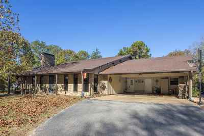 Harrison County Single Family Home For Sale: 8241 Fm 1793