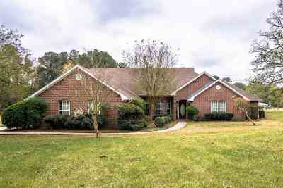 Longview Single Family Home Active, Cont Upon Loan Ap: 1215 Cain Cemetary