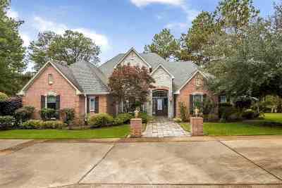 Longview Single Family Home For Sale: 4723 McCann Rd.