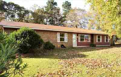 Longview TX Single Family Home For Sale: $148,000