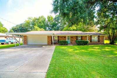 Longview TX Single Family Home For Sale: $142,500