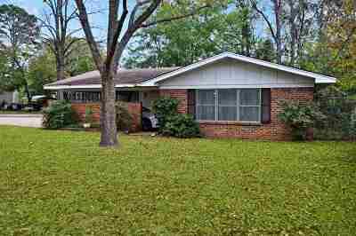 Longview TX Single Family Home For Sale: $100,000