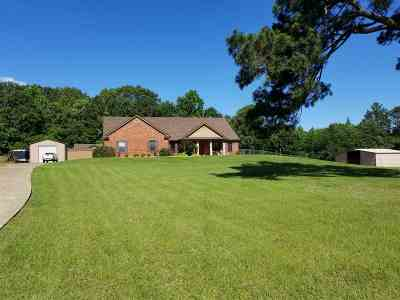 Gladewater Single Family Home For Sale: 9212 Locust