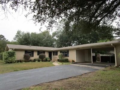 Longview TX Single Family Home For Sale: $118,500