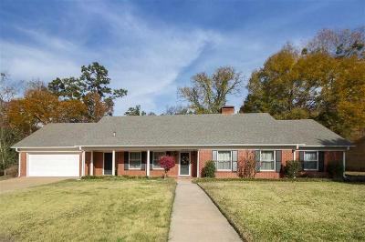 Kilgore Single Family Home Active, Cont Upon Loan Ap: 2515 Green Hills Drive