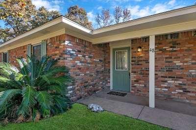 Longview Single Family Home Active, Option Period: 48 Ouida Circle