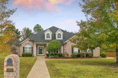 Single Family Home For Sale: 107 Prairie Ln