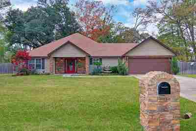 Longview TX Single Family Home For Sale: $239,500