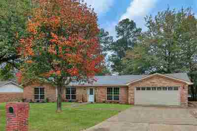 Longview TX Single Family Home For Sale: $184,000