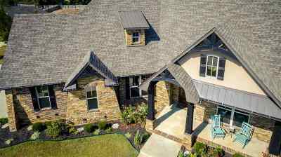 Longview Single Family Home For Sale: 160 Lacebark Lane