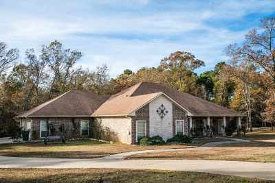 Kilgore Single Family Home For Sale: 200 King Ranch Rd