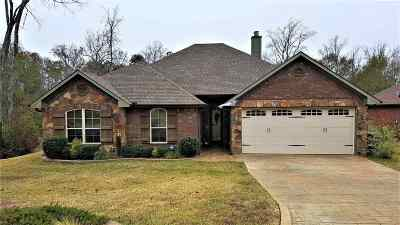 Longview TX Single Family Home For Sale: $245,000