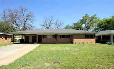 Longview TX Single Family Home For Sale: $139,000