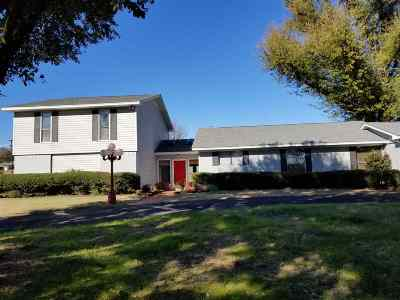Hallsville Single Family Home For Sale: 710 W Country Club Rd