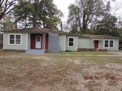 Longview TX Single Family Home For Sale: $84,900
