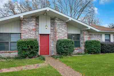 Longview TX Single Family Home For Sale: $158,000