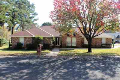 Longview Single Family Home For Sale: 1230 Towne Lake Drive