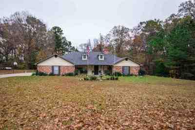 Longview Single Family Home For Sale: 194 Cedar Springs Road