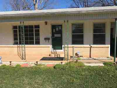 Longview TX Single Family Home For Sale: $94,900