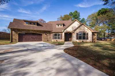White Oak Single Family Home For Sale: 375 E Tuttle Rd