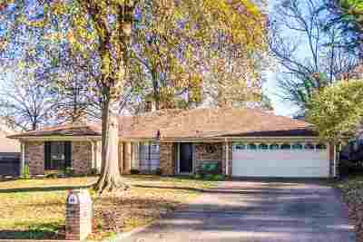 Longview Single Family Home Active, Cont Upon Loan Ap: 1206 Tiffany