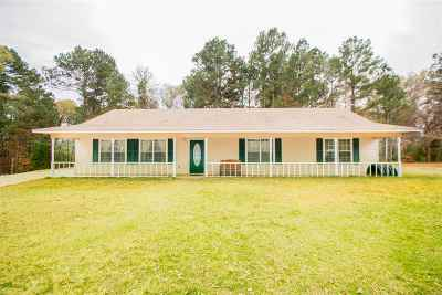 Kilgore Single Family Home For Sale: 267 Wildflower Hill Road