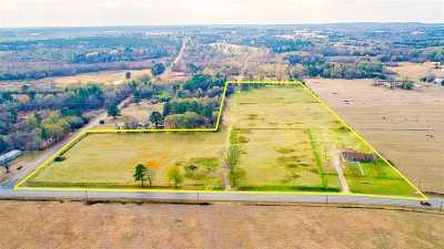 Gilmer Residential Lots & Land For Sale: 6894 Fm 1650