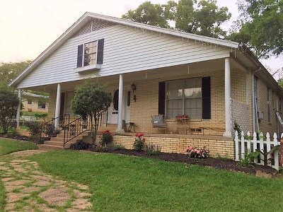 Gladewater TX Single Family Home Active, Option Period: $145,900