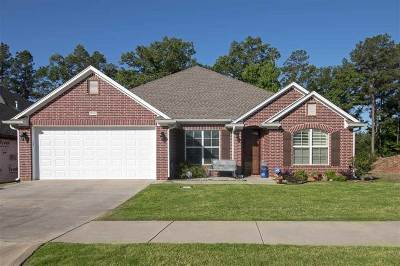 Longview Single Family Home For Sale: 3311 Celebration Way
