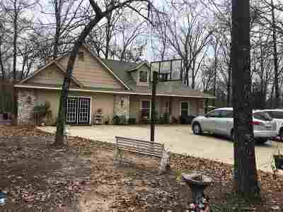 Gilmer Single Family Home For Sale: 7160 Green Hills Rd