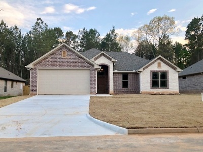 Hallsville Single Family Home For Sale: 112 Decoy Ln