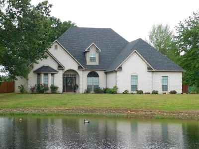 Gilmer Single Family Home For Sale: 123 Teal Lane