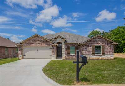Hallsville Single Family Home For Sale: 103 Decoy Ln