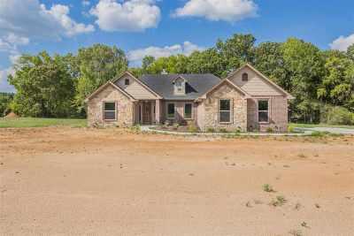 Hallsville Single Family Home Active, Option Period: 145 Private Road 3117