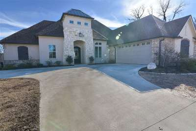 Longview Single Family Home For Sale: 5610 Palladio