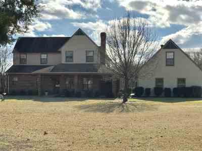 Gilmer Single Family Home Active, Cont Upon Loan Ap: 5982 Bobwhite Rd.