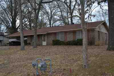 Gladewater TX Single Family Home For Sale: $89,500