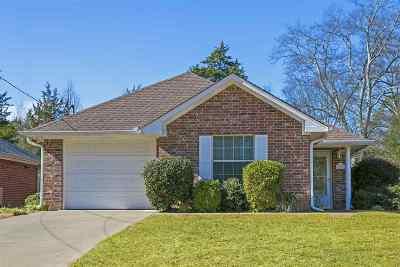 Longview TX Single Family Home For Sale: $135,000