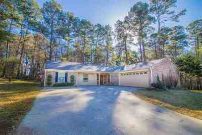 Longview TX Single Family Home For Sale: $174,900