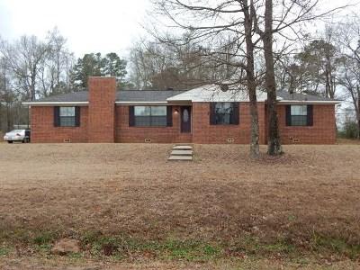 Gilmer Single Family Home For Sale: 8521 Groundhog Rd.