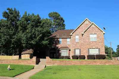 Longview Single Family Home For Sale: 5331 Maisie Ln