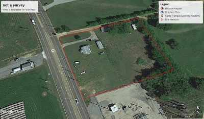 Longview TX Commercial For Sale: $160,000