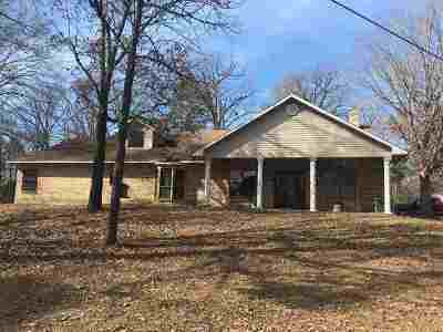 Beckville Single Family Home For Sale: 4313 Hwy 59 N