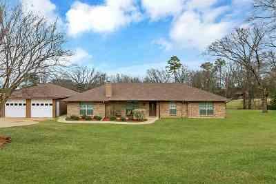 Gilmer Single Family Home For Sale: 2744 Medlin Rd