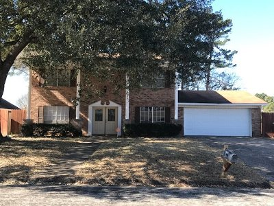 Longview TX Single Family Home For Sale: $115,000