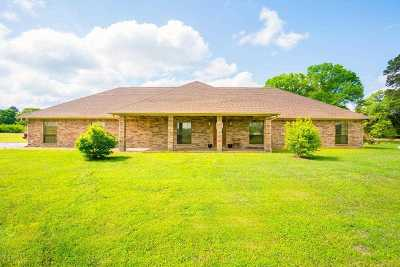 Gilmer Single Family Home For Sale: 7355 Fm 49