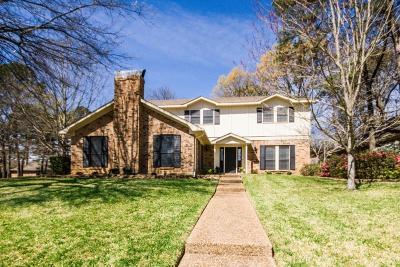 Single Family Home For Sale: 1307 Wisteria Ln