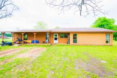 Gilmer Single Family Home For Sale: 1957 Fm 1404