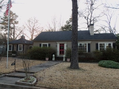 Kilgore Single Family Home Active, Option Period: 215 Thompson Street